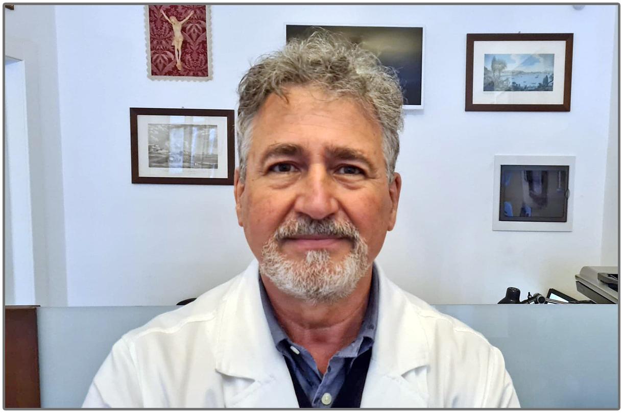 Dr Andrea Del Buono